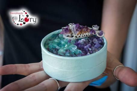 bijuterii handmade ametist natural 11