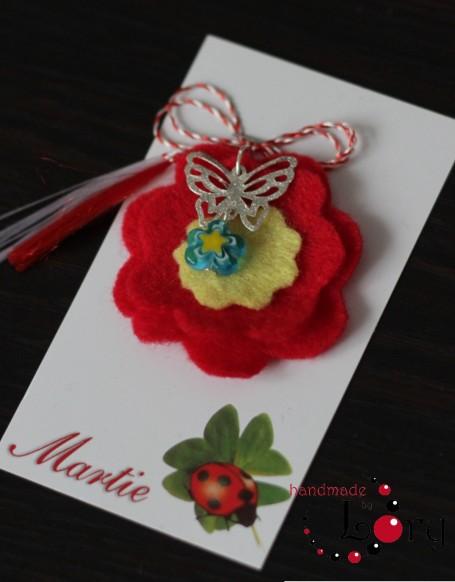 25 martisoare handmade
