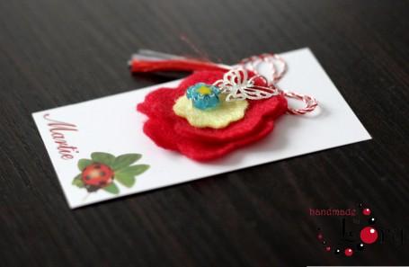 26 martisoare handmade