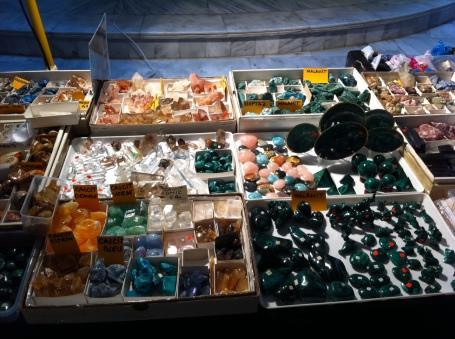 minerale expo mineralia